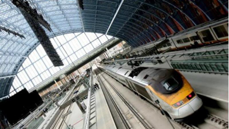 Terminal Eurostar - Paris