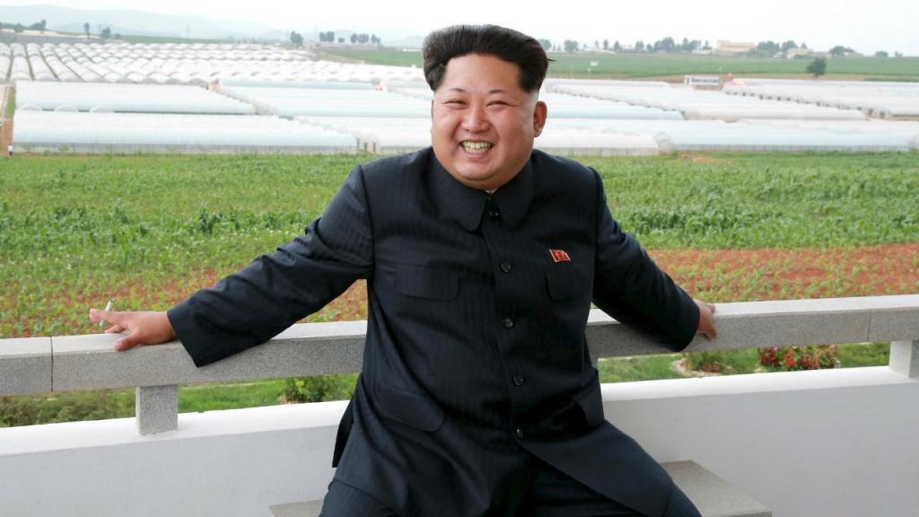 Kim Jong-Un, o líder da agricultura