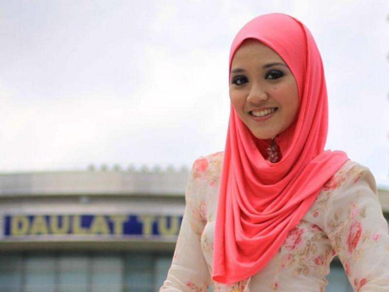 Hijab (foto de arquivo)