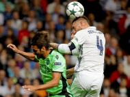 Real Madrid-Sporting (Lusa)