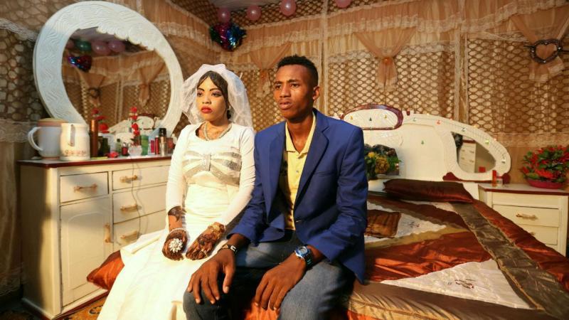 Casamento em Mogadíscio