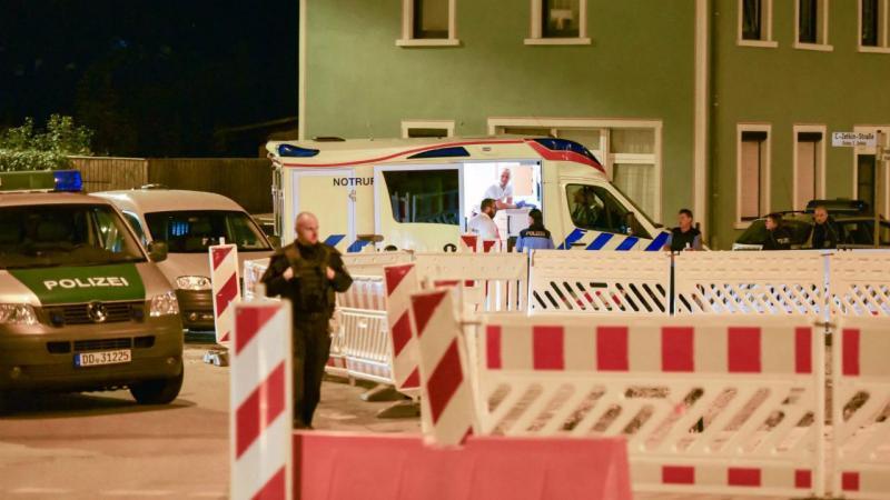 Migrantes e habitantes de Bautzen envolvem-se em confrontos