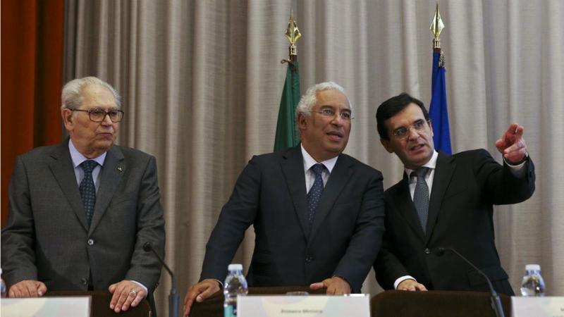 Adalberto Campos Fernandes, António Costa, António Arnaut