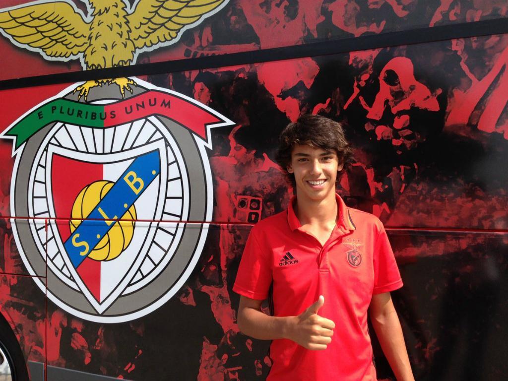 João Félix (Créditos: SL Benfica)
