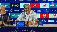 «Ao Petit digo que em vontade de vencer ninguém bate o FC Porto»
