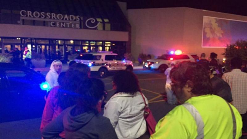 Ataque com faca em centro comercial dos EUA