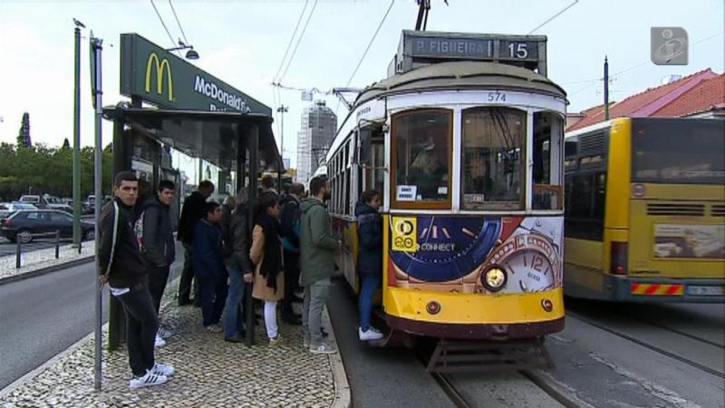 25 assaltos por dia a turistas no Porto e em Lisboa