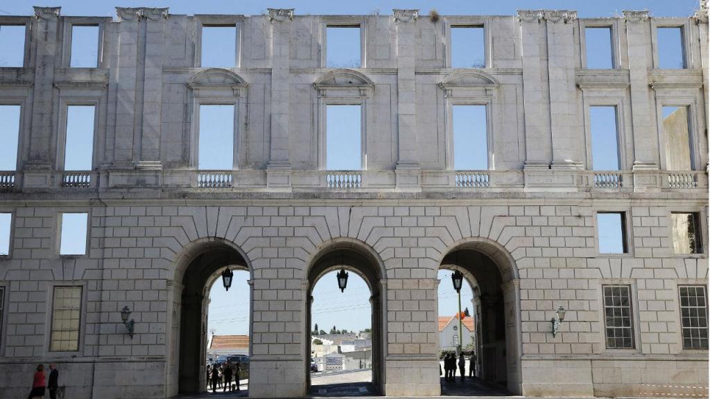 Palácio da Ajuda ficará concluído em 2018