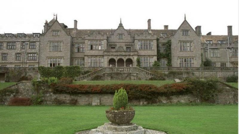 Bovey Castle em Dartmoor, Reino Unido