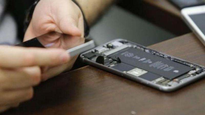 Desmontar iPhone