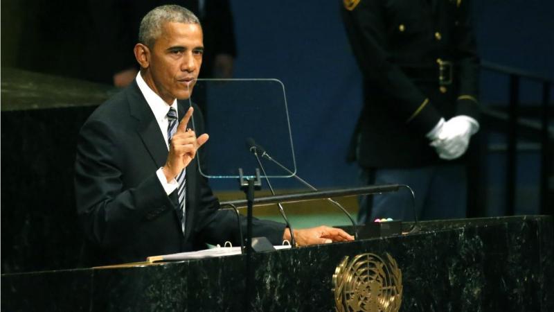 Obama na ONU