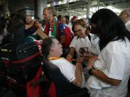Paralímpicos: o regresso a Portugal com quatro medalhas