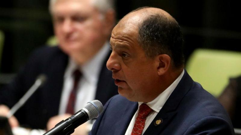 Luis Guillermo Solis, Presidente da Costa Rica
