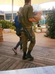 Israel (foto arquivo pessoal de Miguel Vítor)