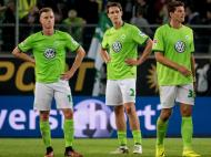 Dortmund arrasa Wolfsburgo com Raphael Guerreiro em grande