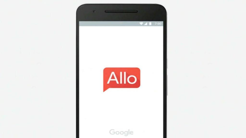 Allo é a nova aplicação da Google