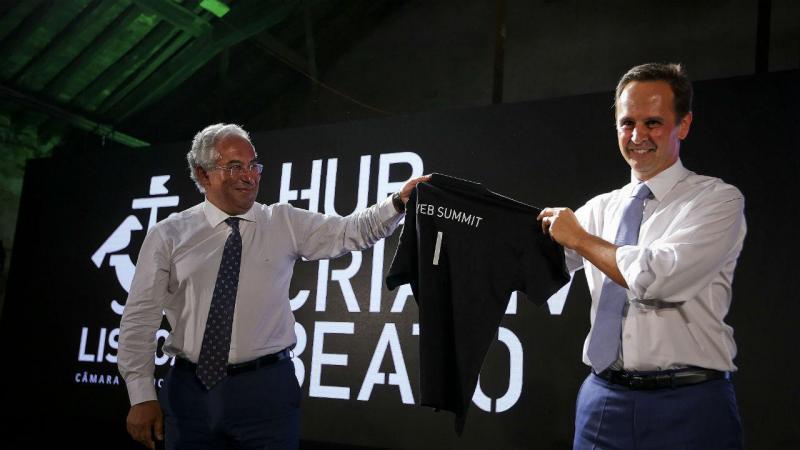 António Costa e Fernando Medina