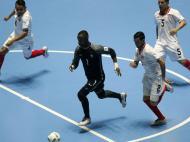 Futsal: Portugal nos quartos de final do Mundial com show