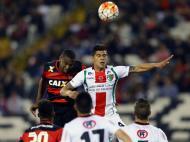Copa Sul Americana: Palestino-Flamengo, 1-0