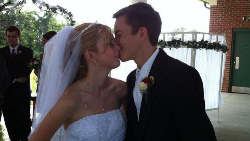 O casamento de Katie e Dalton