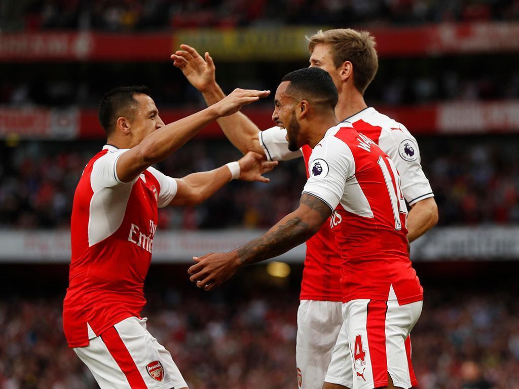 Arsenal-Chelsea (Reuters)