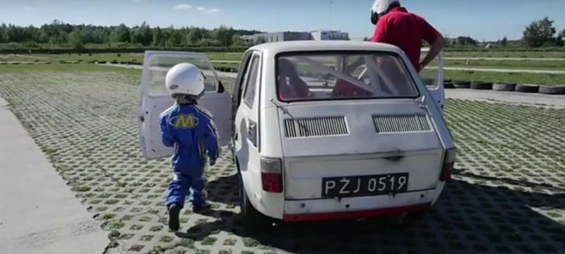 Bruno e o seu Fiat 126