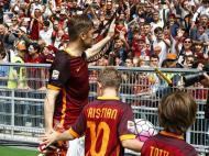 Totti no Torino-Roma