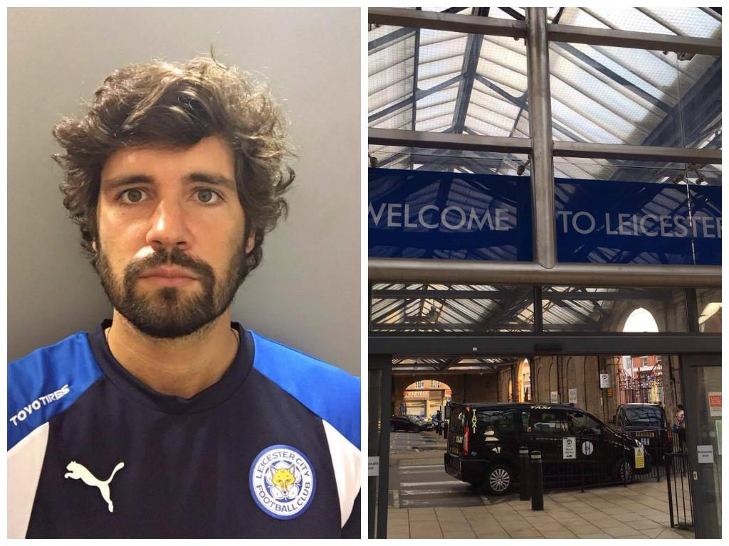 José Fontes no Leicester