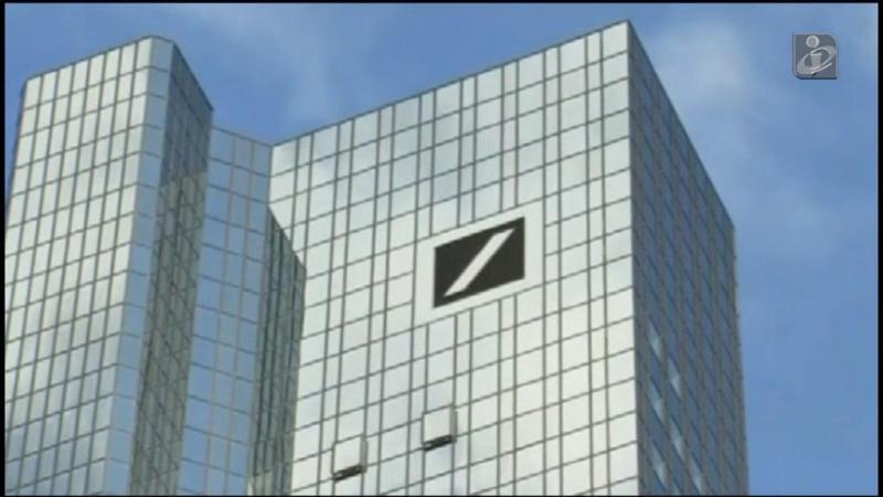 O Deutsche Bank pode estar em dificuldades