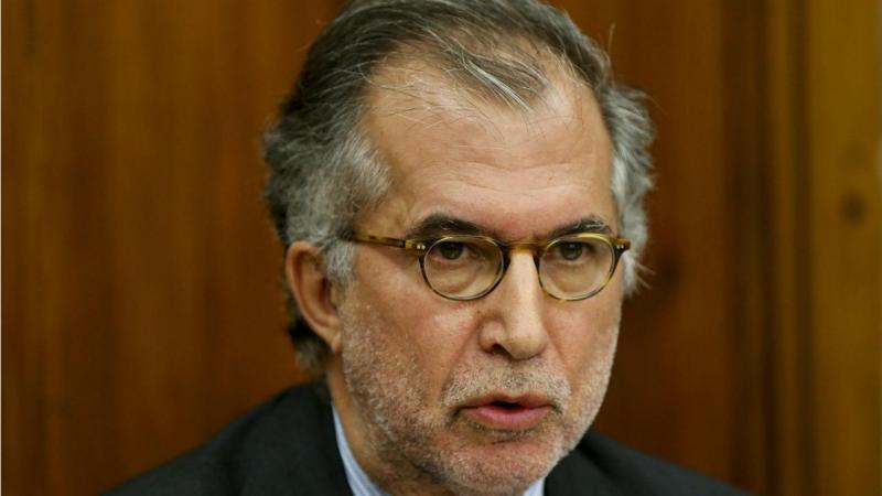 António Domingues, presidente da CGD