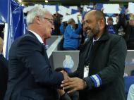 Ranieri e Nuno Espírito santo (Reuters)