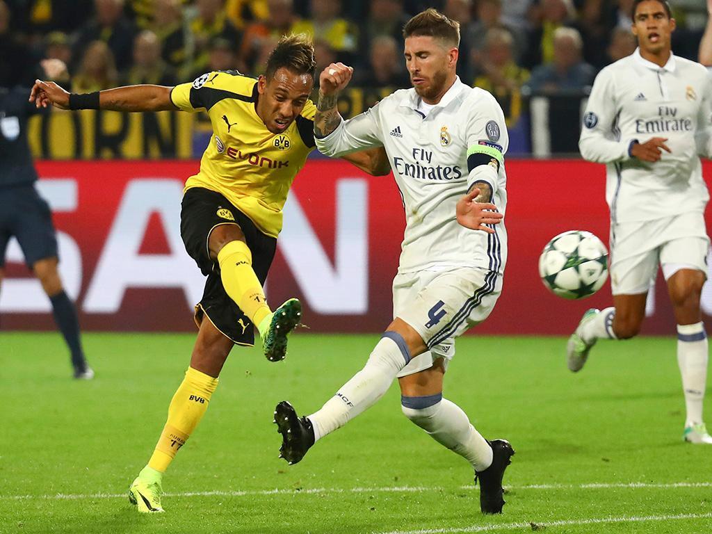Dortmund-Real Madrid (Reuters)
