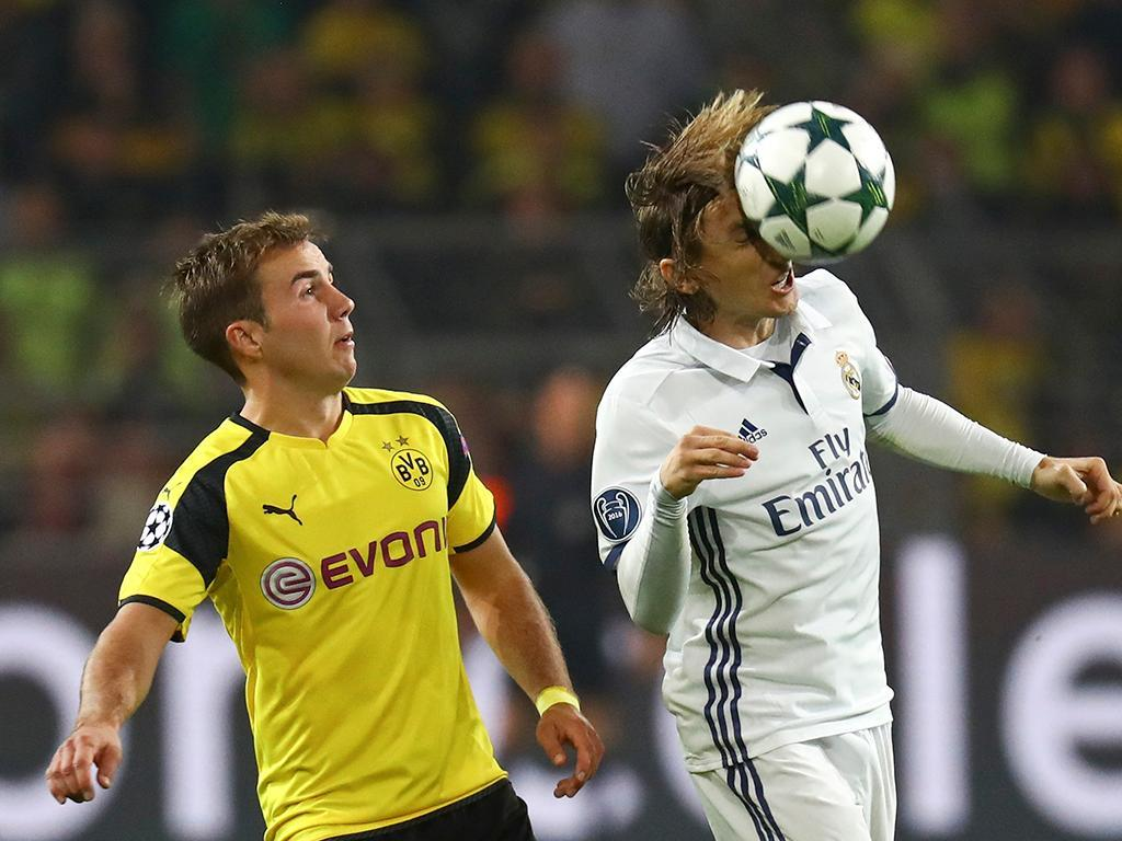 Dortmund-Real Madrid (Reuters)