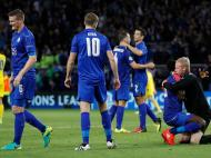 FC Porto perde em Leicester (Reuters)