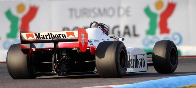 F1 no Autódromo de Portimão