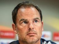Frank de Boer (Lusa)