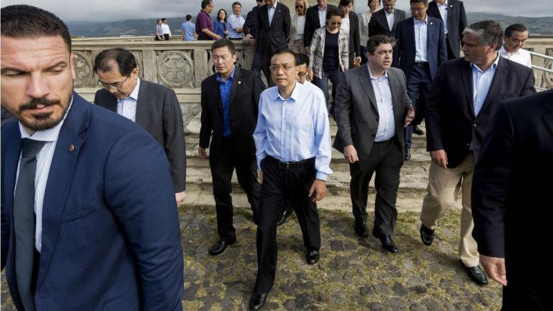 Primeiro-Ministro chinês de visita aos Açores
