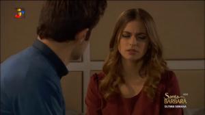 Gabriela desconfia de Antónia e da sua doença