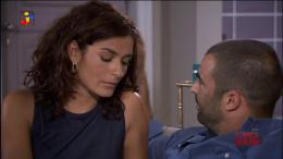 Leila e Ramiro apaixonados