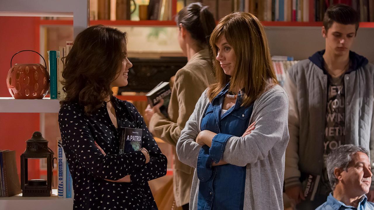 Teresa e Rute falam sobre o futuro