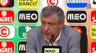 Fernando Santos explica situação de Ricardo Carvalho