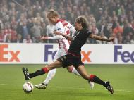 Ajax-Standard Liege (Lusa)