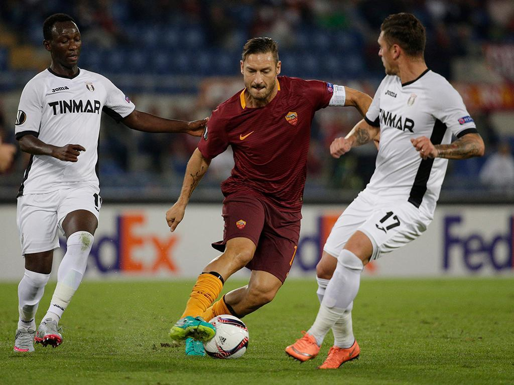 Roma-Astra (Reuters)