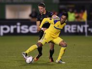 Dundalk-Maccabi Tel Aviv (Reuters)