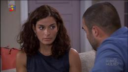 Ramiro tenta ajudar Leila
