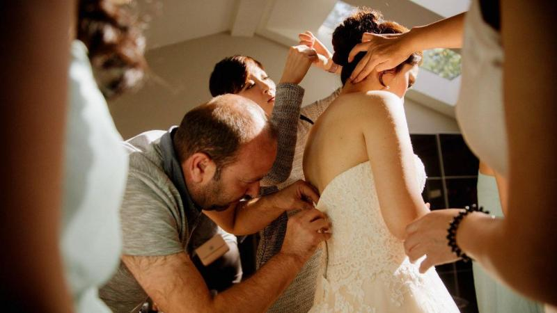 Refugiado sírio salva casamento no Canadá