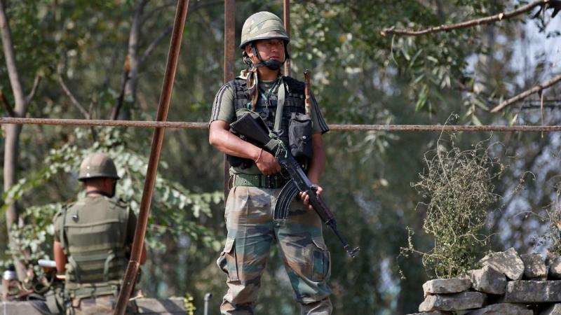 Militares indianos