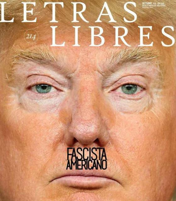 Donald Trump - Letras LIbres