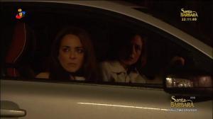 Luísa e Antónia chegam à mina
