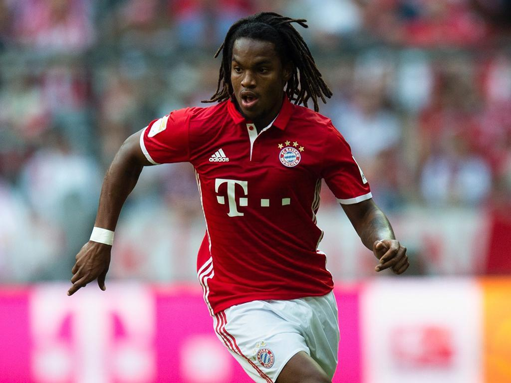 Renato Sanches (Lusa)